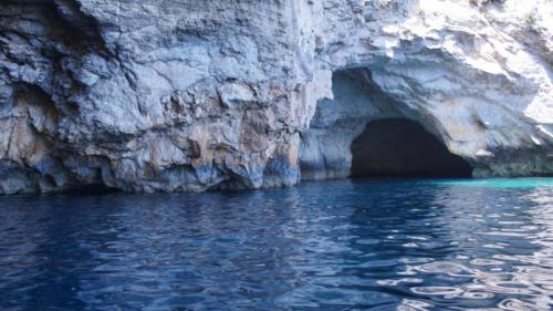 Jeskyně na Blue Groto